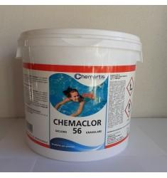DICLORO GRANULARE 56% CHEMACLOR DA 5 KG