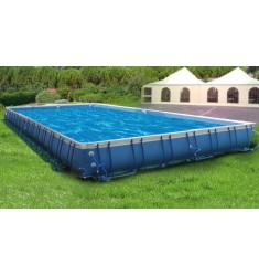 PISCINA MARETTO EVENTS BEST 125 RETT. CM 800 x1500x H 125 - ACCESSORI INCLUSI
