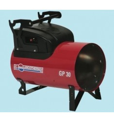 GENERATORE ARIA CALDA A GAS GP30M - 31,40/15,08 Kw