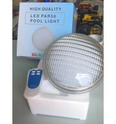 LAMPADA LED SOMMERGIBILE PAR56 RGB 18W