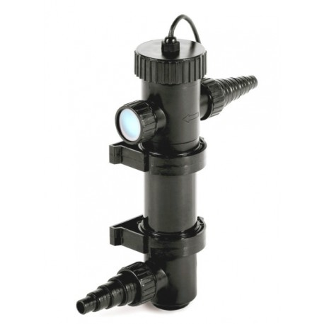 Lampada uv shott per laghetti mod uvc cc 24w for Prodotti per laghetti