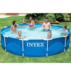 PISCINA INTEX FRAME D. 366 x H 76 CM