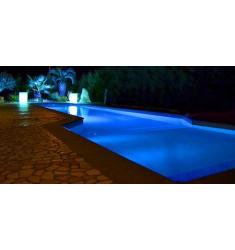 LAMPADA SEAMAID A LED BIANCO 24W CON TELECOMANDO