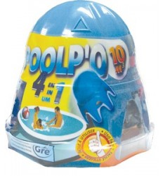 POOLP'O 4 IN 1 PER PISCINE DA 0 A 10M³ - 250G