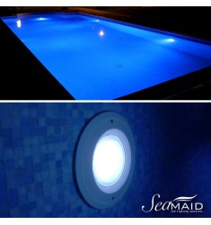 LAMPADA SEAMAID ECOPROOF PAR56 BIANCA 30 LED 1430LM 16,3W ON/OFF