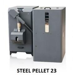 CALDAIA A PELLET SIME STEEL PELLET 23 - 23 KW