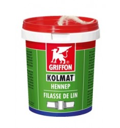 GRIFFON KOLMAT FIBRA DI LINO DISPENSER 100 GR