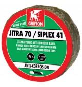 GRIFFON JITRA 70 / SIPLEX 41 BANDA ANTICORROSIONE ROTOLO 5 CM x 10 MT