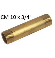 """BARILOTTO OTTONE GIALLO MM 3/4"""" X CM 10"""