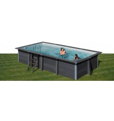 KIT PISCINE IN MATERIALE COMPOSITO GRE SERIE AVANTGARDE