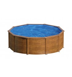 KIT PISCINE GRE DREAM POOL SERIE PACIFIC H 120 CM