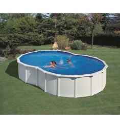 KIT PISCINE GRE DREAM POOL SERIE VARADERO H 120 CM