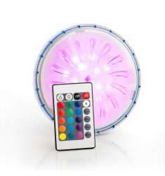 FARETTO MAGNETICO GRE LED COLOR CON TELECOMANDO