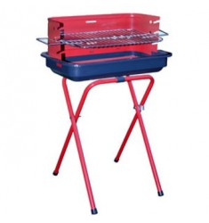 BARBECUE MOD. GRILL CHEF RED