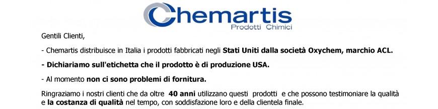 Prodotti Chimici Chemartis